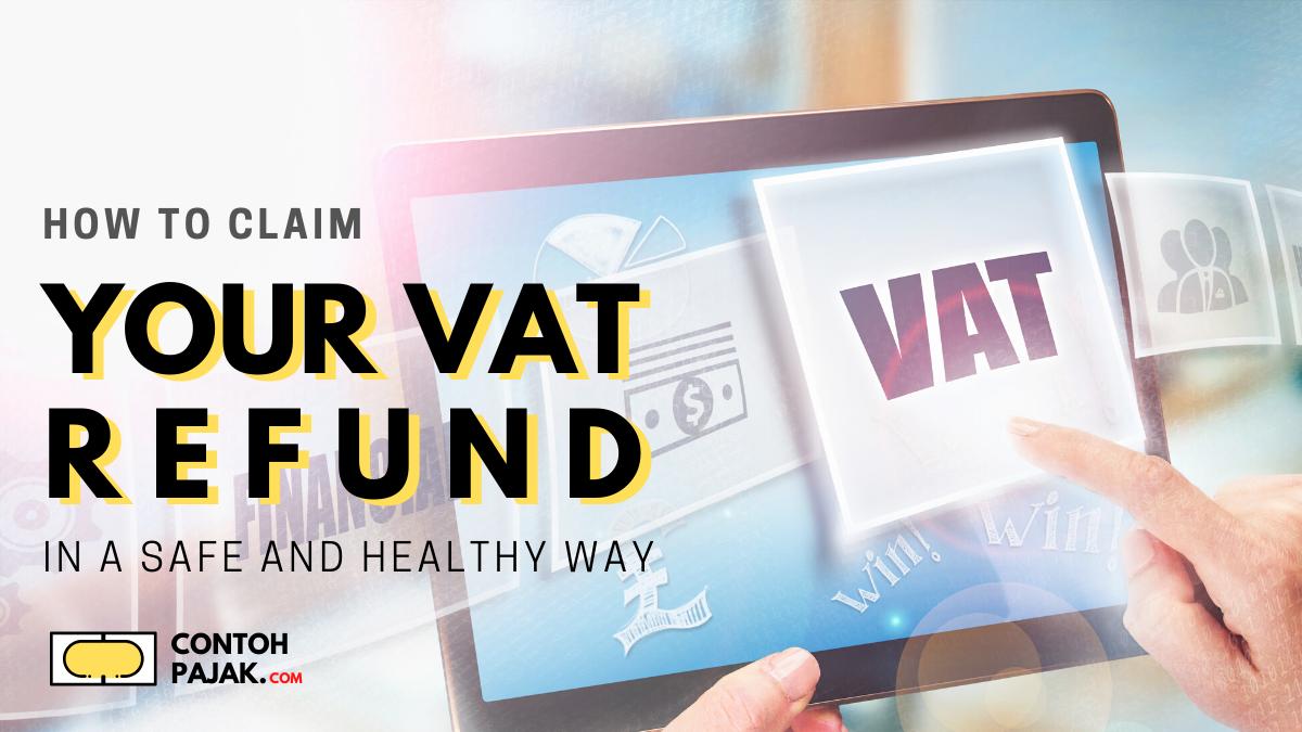 vat refund for turis